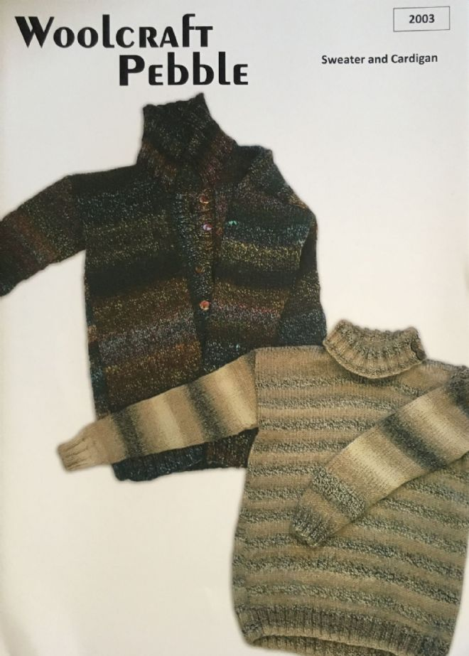 Woolcraft Pebble Pattern 2003